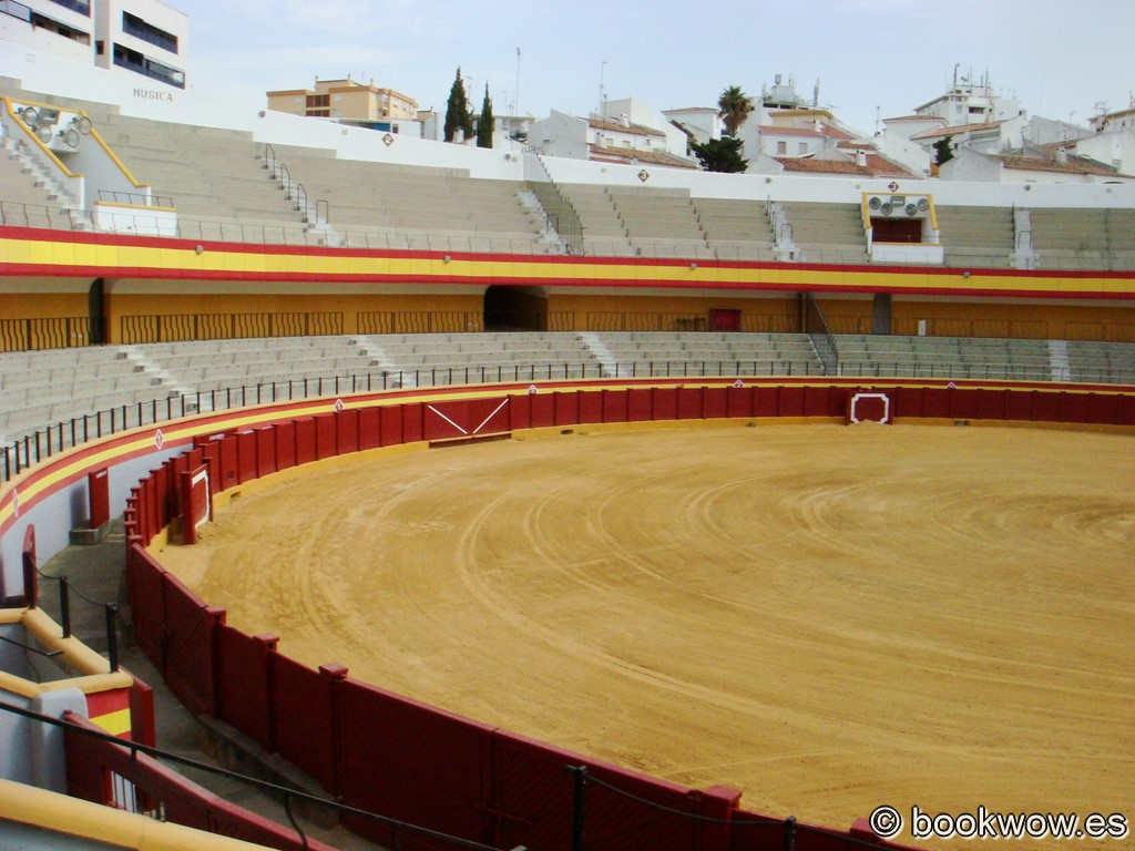 Sightseeing - Bullfight arena