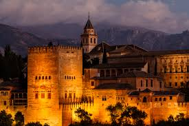 Day trip - Alhambra Palace and old town