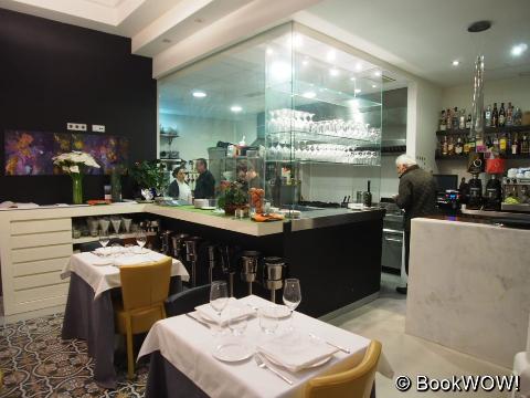Restaurant in Estepona - Casa Doña Jéronima