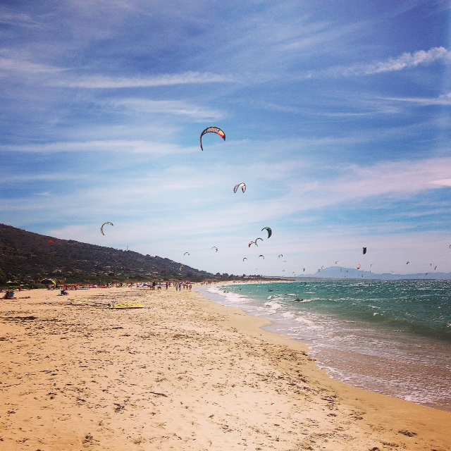 Day trip - 4X4 Tour to Tarifa and kite surf