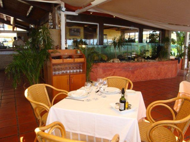 Restaurant in Estepona - Taberna del Alabardero