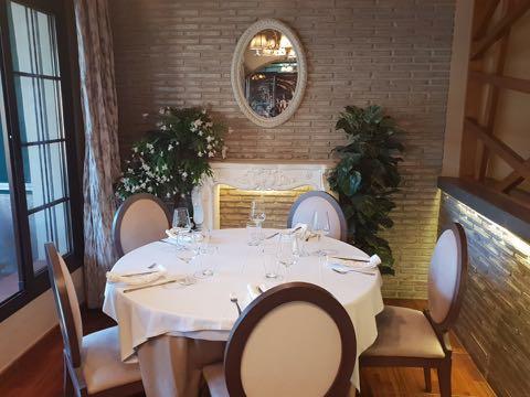 Restaurant in Estepona - La Grappa