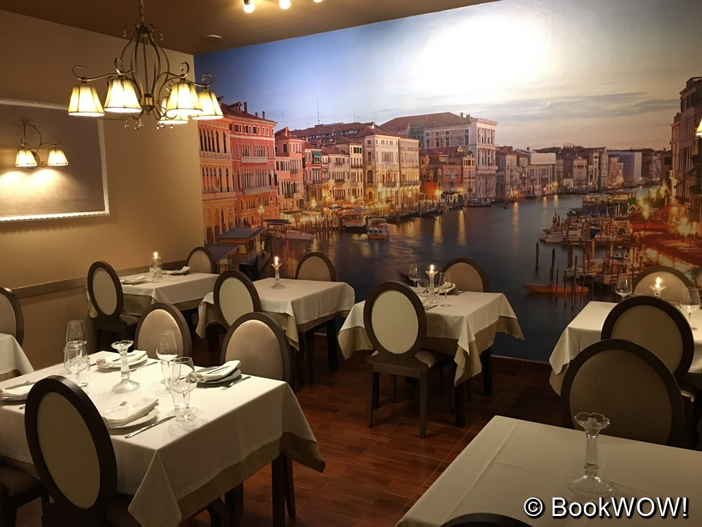 Restaurants - Estepona - La Grappa