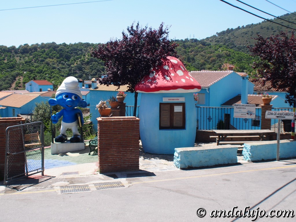 Restaurant in Sotogrande - Smurf Village - Juzcar