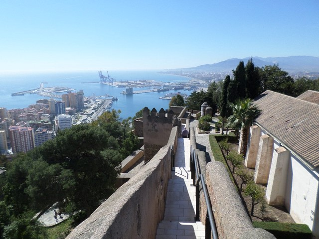 Sightseeing - Gibralfaro