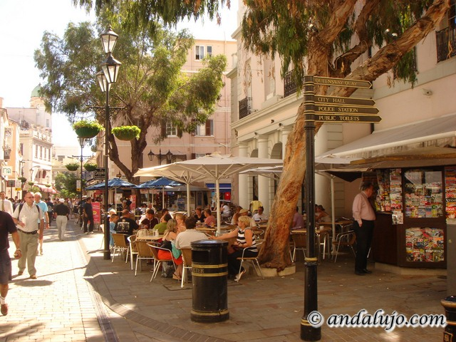 Day trip - Gibraltar Shopping Special