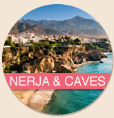 Day trip - Nerja and Caves