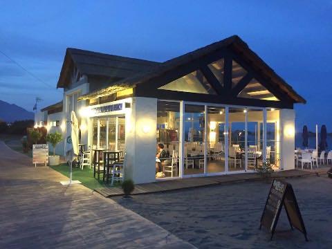 Restaurant in Estepona - Manilva Beach