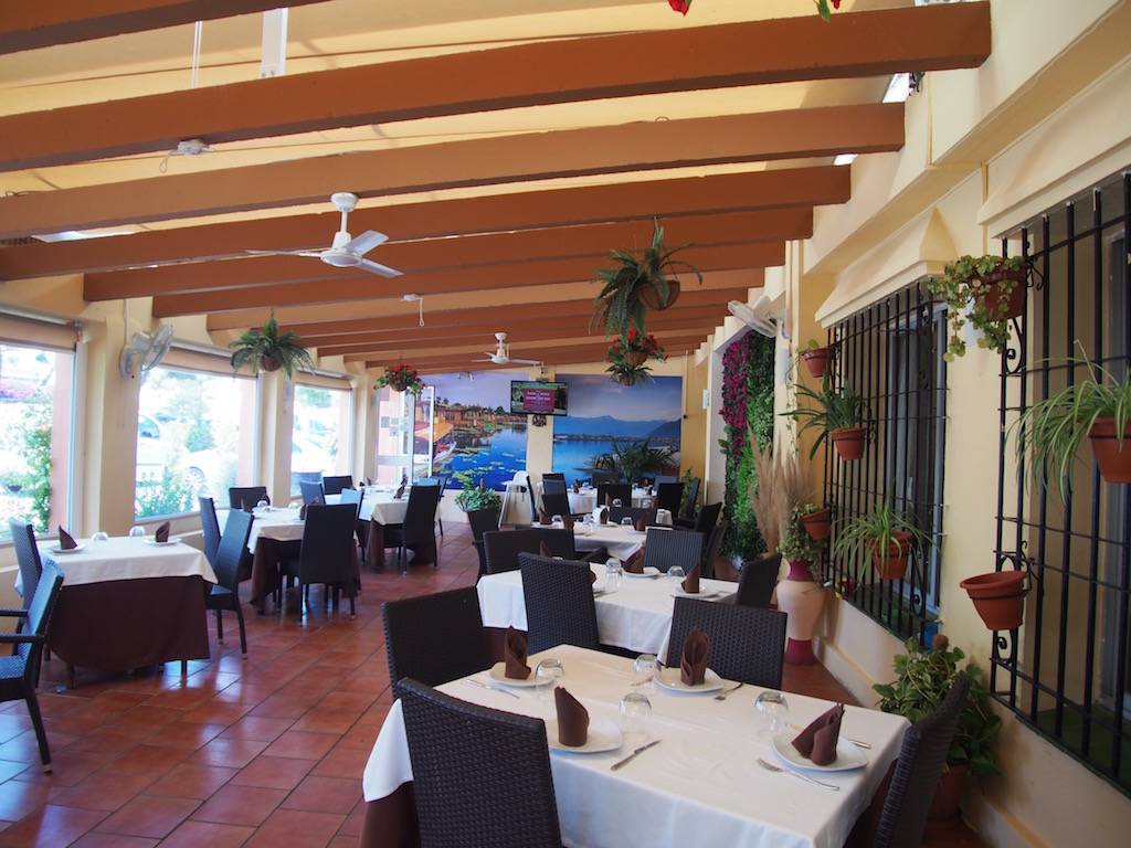 Restaurant in Estepona - Chilli