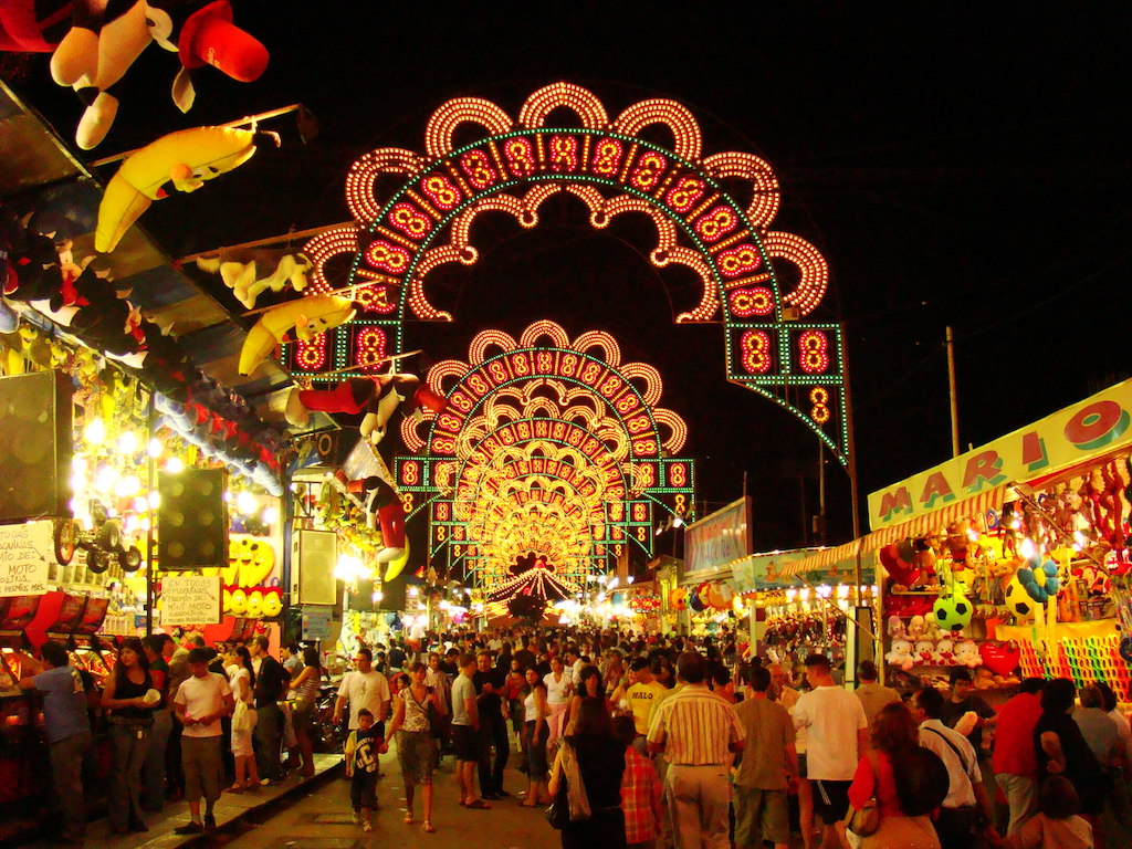 Events and Shows - Feria