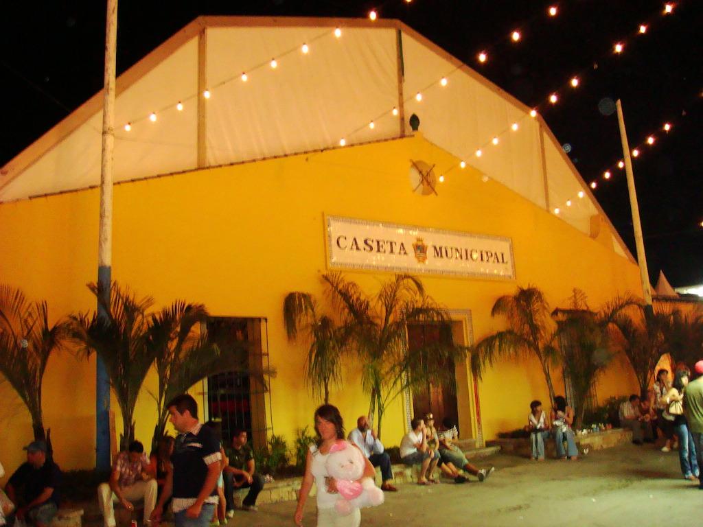 Restaurant in Estepona - Feria