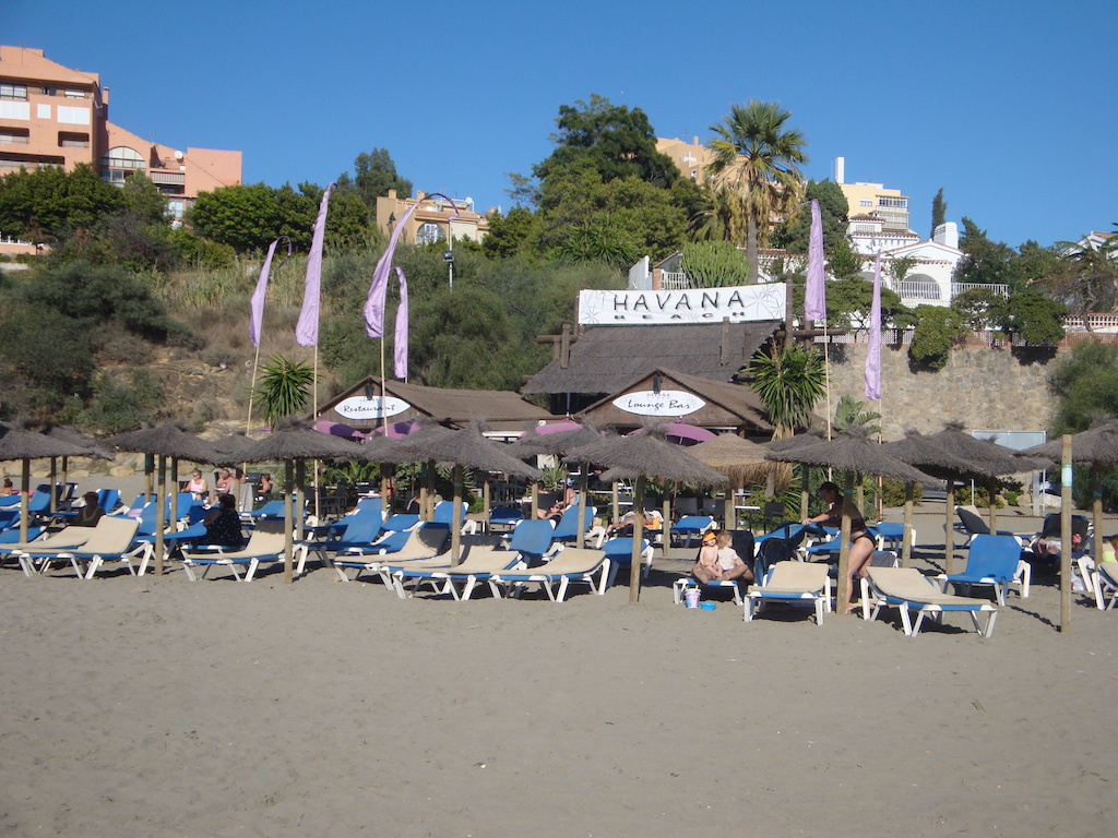 Restaurant in Sotogrande - Playa del Cristo