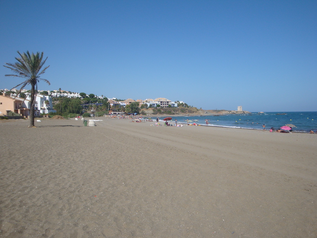 Sightseeing - Casares Beach