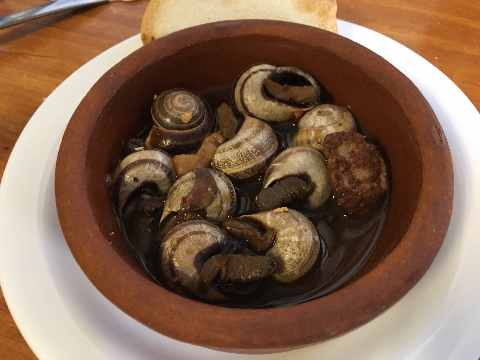 Restaurant in Estepona - La Lechugita