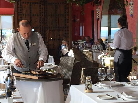 Restaurant in Estepona - El Higueron