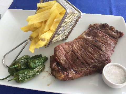 Restaurant in Estepona - El Nuevo Embarcadero