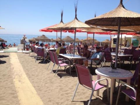 Restaurants - Estepona - Pepe Beach