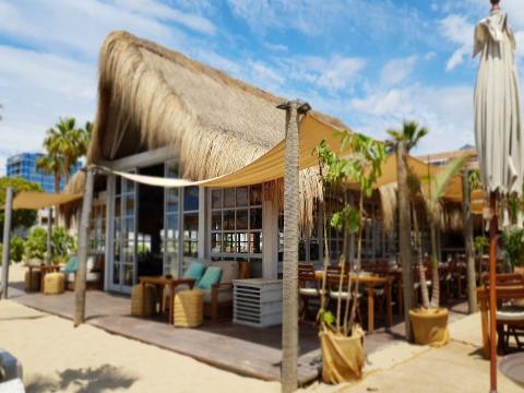 Restaurant in Estepona - Playa Padre