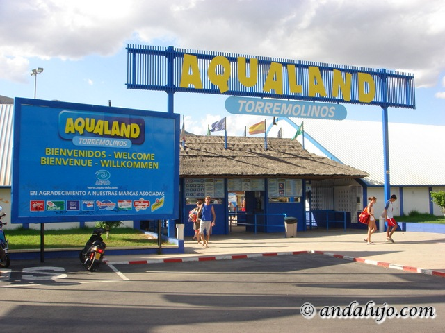 Theme Parks - Aqualand