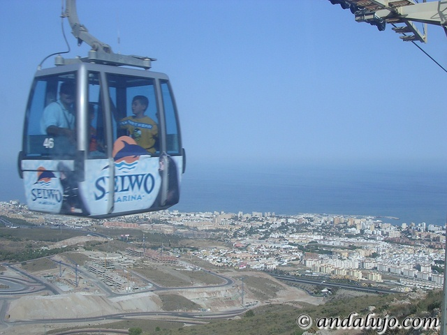 Theme Parks - Teleferico - Cable Car