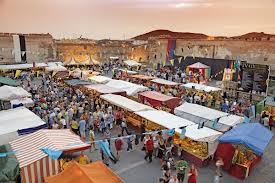 Day trip - Fuengirola Market and Mijas visit